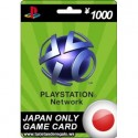PSN CARD 1000 YEN [Japon]