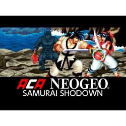ACA NEOGEO SAMURAI SHODOWN