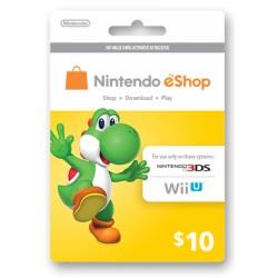 Nintendo eShop $10us [EEUU]