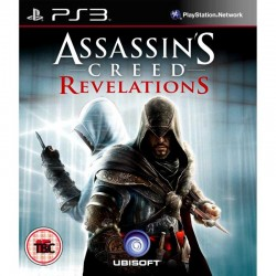 ASSASSIN'S CREED REVELATION PS3