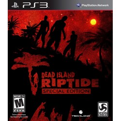 DEAD ISLAND RIPTIDE + DLC SURVIVOR PACK PS3