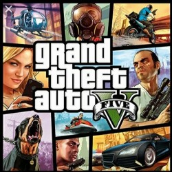 GRAND THEFT AUTO V + DLC + TEMA DINAMICO PS3