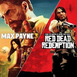MAX PAYNE 3 + RED DEAD REDEMPTION: GAME OF THE YEAR EDITION PS3