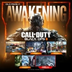 CALL OF DUTY: BLACK OPS III - AWAKENING DLC PS3