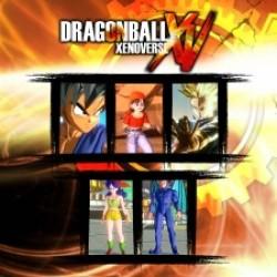 DRAGON BALL XENOVERSE DLC GT PACK 1 PS3