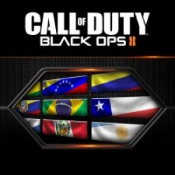 PACK TODOS LOS CAMUFLAJES (CAMOS) CALL OF DUTY BLACK OPS 2 DLC PS3