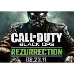 REZURRECTION DLC CALL OF DUTY BLACK OPS PS3
