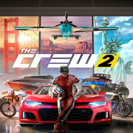 thecrew2 PS4