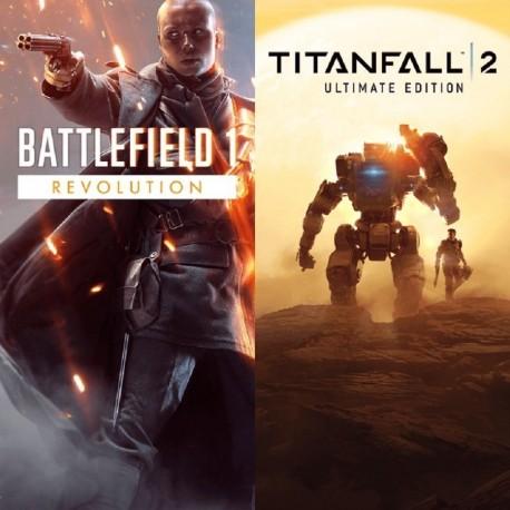 BATTLEFIELD 1 REVOLUTION + titan2