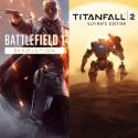 BATTLEFIELD 1 REVOLUTION + TITANFALL 2 ULTIMATE PS4 [Primaria]
