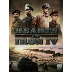Hearts of Iron IV [Steam Global]