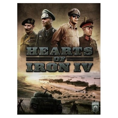 Hearts of Iron IV [Steam Global