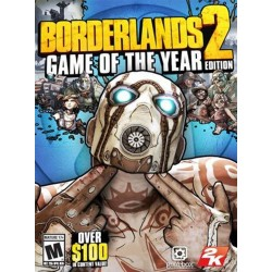 Borderlands 2 - GOTY [Steam Global]