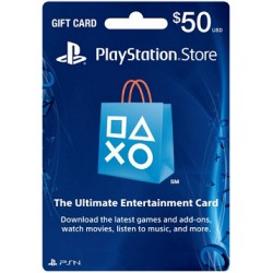 PSN CARD 10 USD [EEUU]