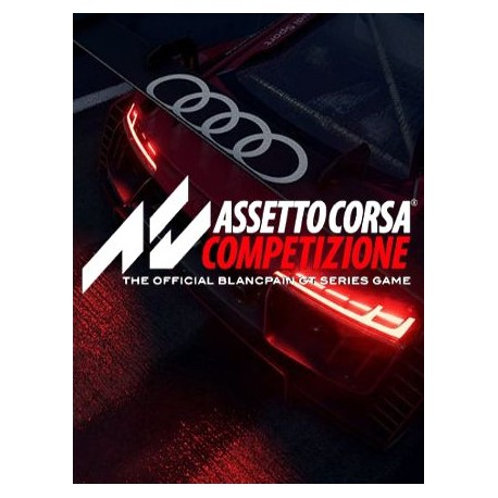 Assetto Corsa Competizione [Steam Global]