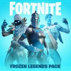 Pack de Leyendas glaciales [PS4-PC] FORTNITE