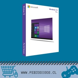 Windows 10 Profesional [Licencia Original Permanente]
