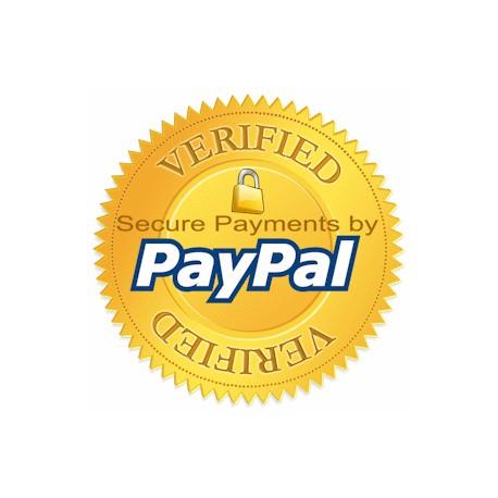 PayPal Verificación [TARJETA + CÓDIGO]