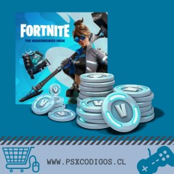 FORTNITE: 1000 PAVOS + PACK TEMPORADA [PS4 - PC]