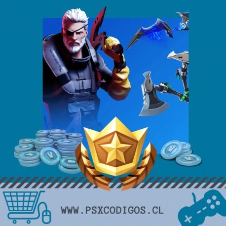 FORTNITE: PASE De TEMPORADA [PS4-PC]