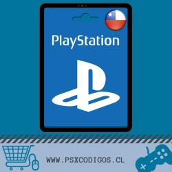 PSN Card Chile [1 a 7 dolares]