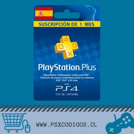 PSN PLUS 1 MES [ESPAÑA]