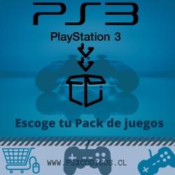 3 Juegos PS3 Pack [Leer Descripción]