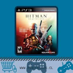 Hitman Trilogy HD PS3