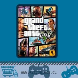 GRAND THEFT AUTO (GTA): V PS3
