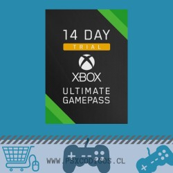 Xbox Game Pass Ultimate 14 DÍAS [GLOBAL: Xbox One / PC ]