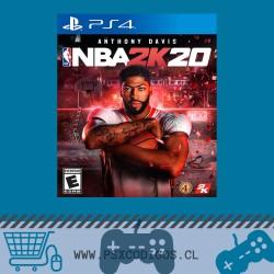 NBA 2K20 [PS4: CTA PRIMARIA]