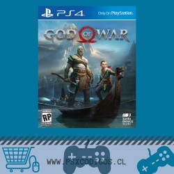 God of War [PS4: CTA PRIMARIA]