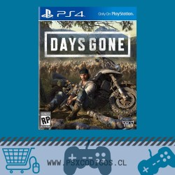 Days Gone [PS4: CTA PRIMARIA]