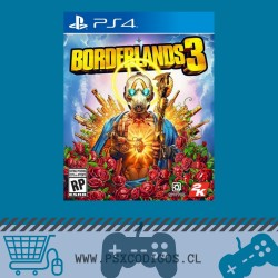 Borderlands 3 [PS4: CTA PRIMARIA]
