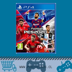 eFootball PES 2020 [PS4: CTA PRIMARIA]