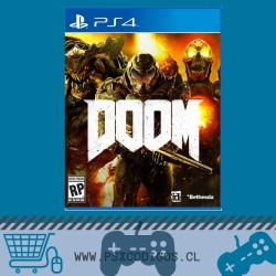 DOOM [PS4: CTA PRIMARIA]