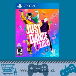 Just Dance 2020 [PS4: CTA PRIMARIA]