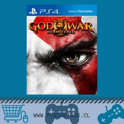 God of War III Remastered [PS4: CTA PRIMARIA]
