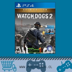 Watch Dogs 2 - Gold Edition [PS4: CTA PRIMARIA]