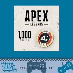 Apex Legends: 1000 Monedas Apex PS4