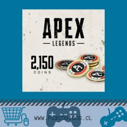 Apex Legends: 2150 Monedas Apex PS4