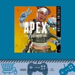 Apex Legends: Edición Lifeline (Skin + 1000 coins) PS4