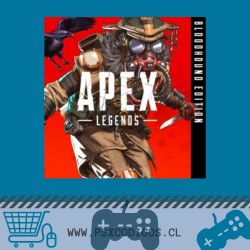 Apex Legends: Edición Bloodhound (Skin + 1000 coins) PS4