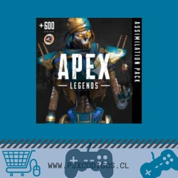 Apex Legends: Pack de asimilación (Skin + 600 coins) PS4
