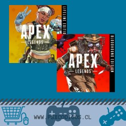 Apex Legends: Pack doble Lifeline y Bloodhound (Skin + 2150 coins) PS4
