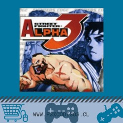 STREET FIGHTER ALPHA 3 (PSOne Classic) PS3