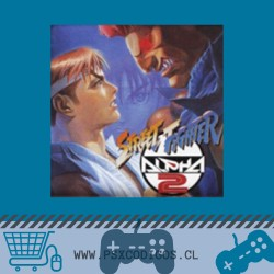 Street Fighter Alpha 2 (PSOne Classic) PS3