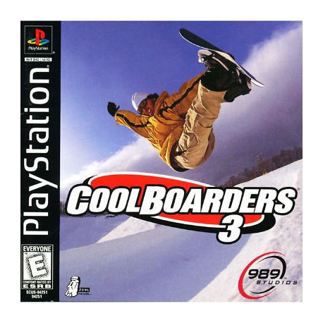 COOL BOARDERS 3 (PSONE CLASSIC) PS3