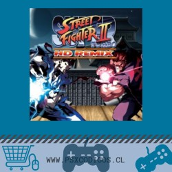 Super Street Fighter II Turbo HD Remix PS3