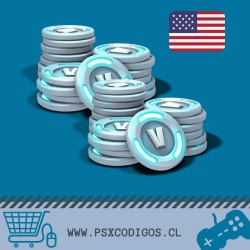 FORTNITE PAVOS: 2000 PAVOS [PS4 - PC]